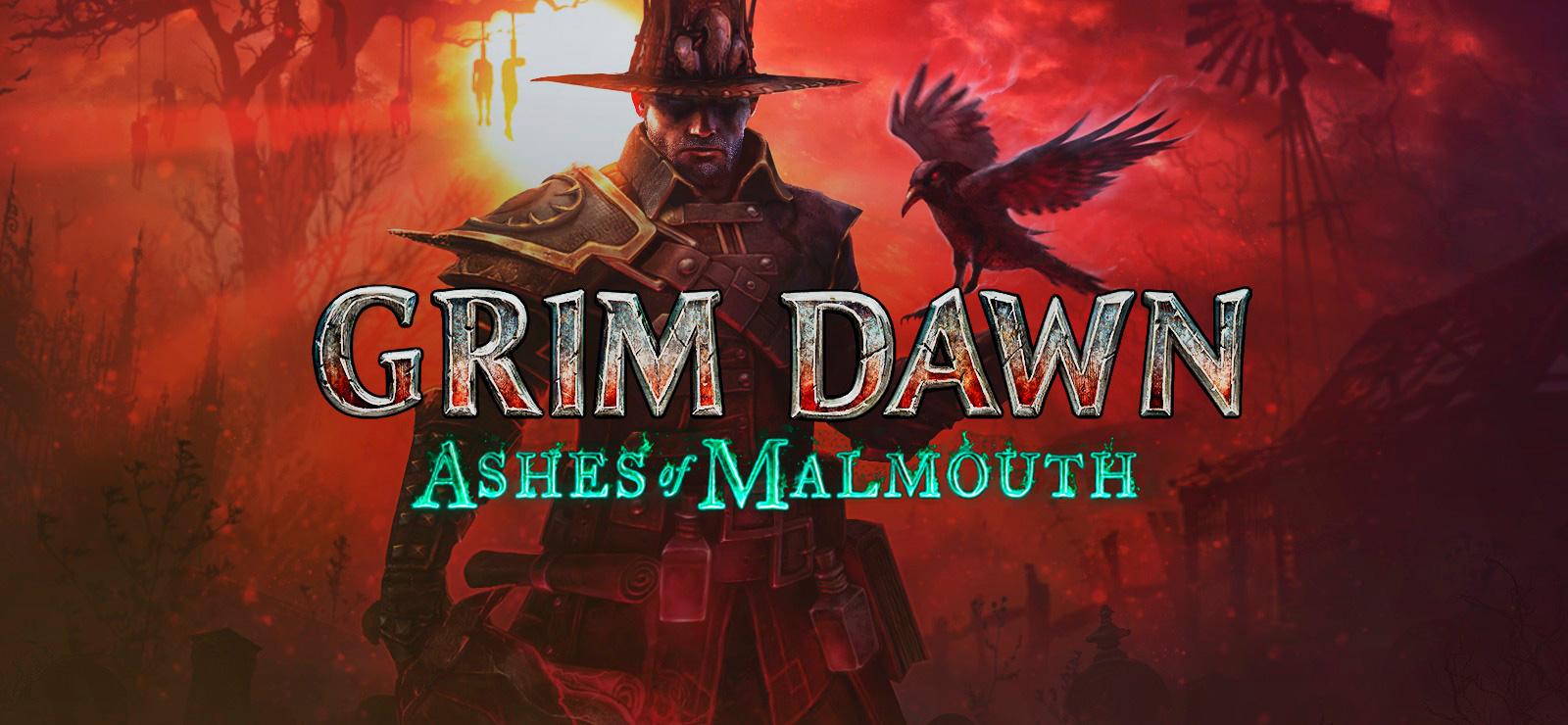 Grim Dawn - Шевеление в Угденской топи