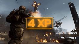 В Battlefield 4 и Battlefield Hardline объявили 4XP