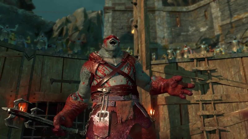 Трейлер Middle-earth: Shadow of War - Online Fight Pits