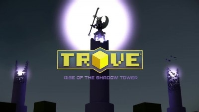 Trove: Rise of the Shadow Tower - трейлер
