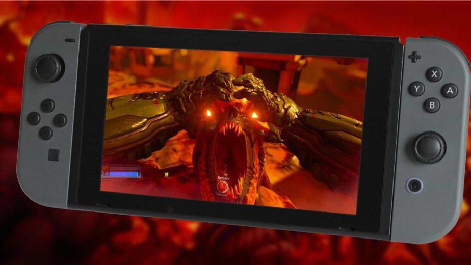 Директор Doom Eternal был 'ошеломлен' версией Nintendo Switch; Она удивит геймеров