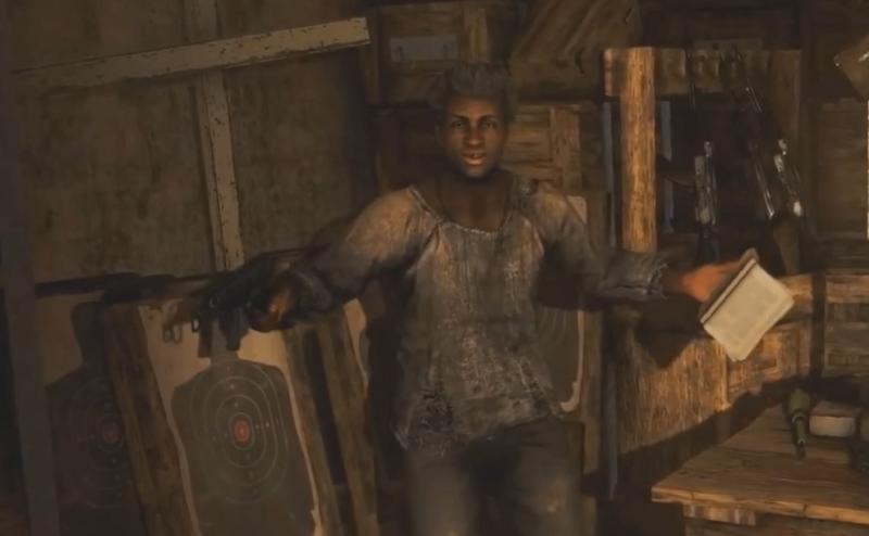 Пёстрый петух из FarCry 4 — пример отвратительного персонажа