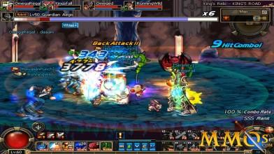 В разработке находится вторая часть Dungeon Fighter Online под названием Project Knock