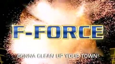 "G-Force ""Fail Force Trailer"""