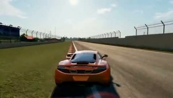 "Auto Club Revolution ""McLaren MP4-12C"""