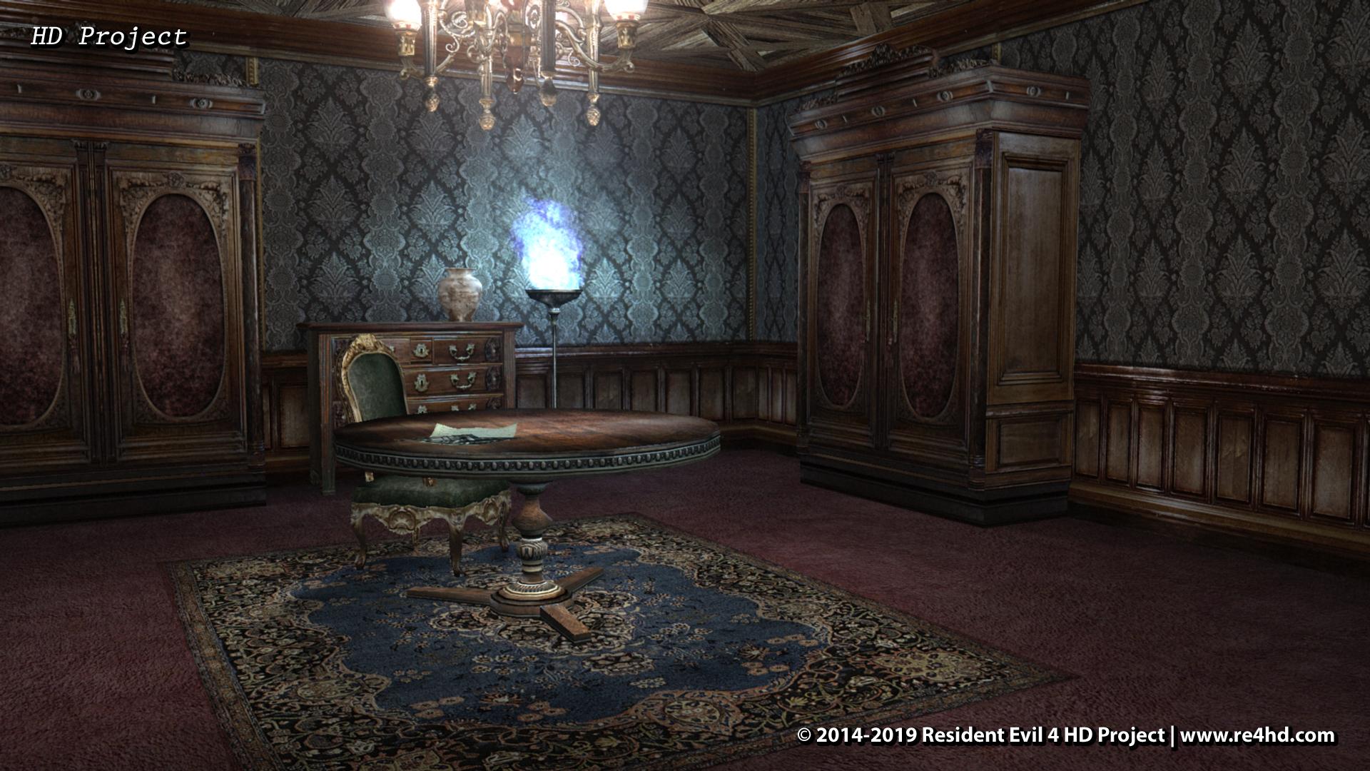 Новости об HD Project - лучшем проекте Resident Evil 4