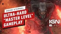 """9 минут геймплея мастер-уровня """"Cultist Base"""" в DOOM Eternal"""