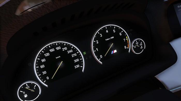 290785 bmw dials