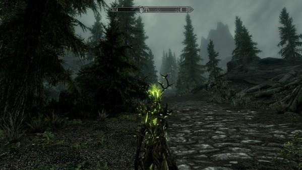 скачать мод на скайрим на друида