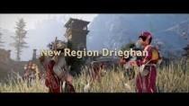 В Black Desert показали регион Дриган