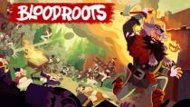 Геймплей Switch-версии Bloodroots