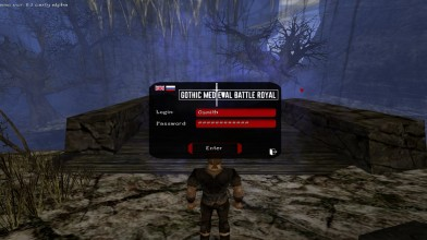 Gothic Medieval Battle Royal [Gothic 2 Online]