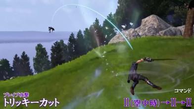 Dissidia: Final Fantasy NT - Геймплейный трейлер #2