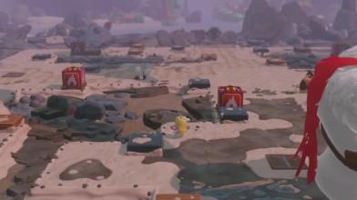 Mario Rabbids Donkey Kong DLC - Битва с Мегакроликом