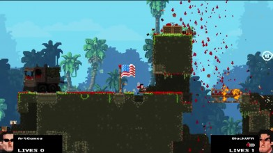 BROтальный BROFORCE!