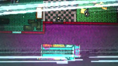 "Hotline Miami 2: Wrong Number ""Level Editor"""