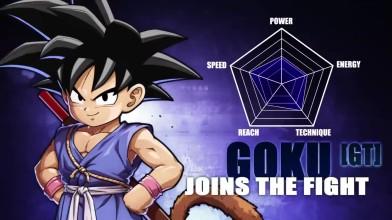 Трейлер следующего персонажа Dragon Ball FighterZ - Юный Гоку