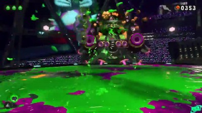 SPLATOON 2 - Концовка