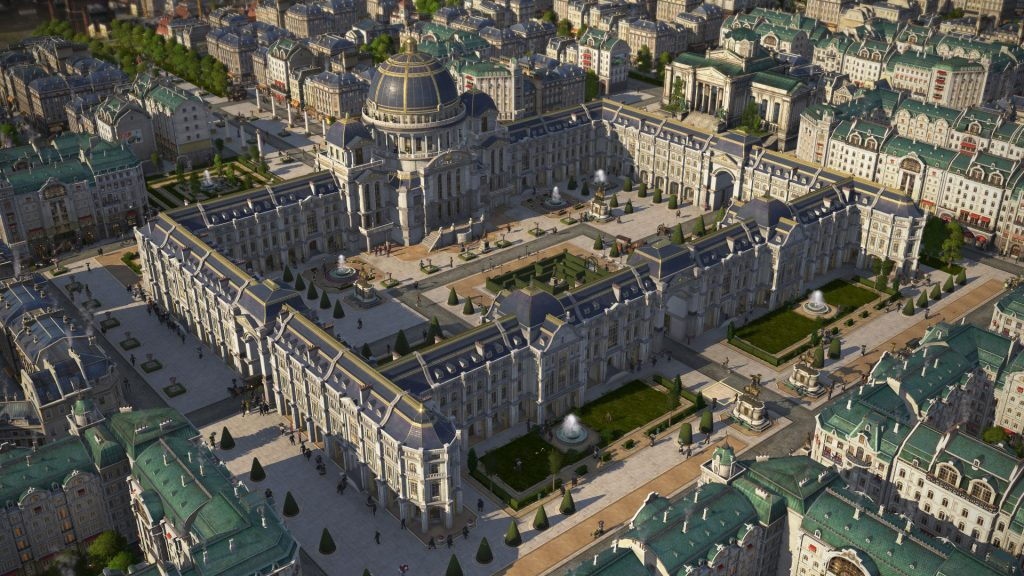 Состоялся релиз аддона Seat of Power для Anno 1800