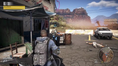 Tom Clancy's Ghost Recon: Wildlands - 11 минут геймплея с E3 2016