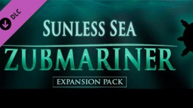Состоялся релиз дополнения Zubmariner для Sunless Sea