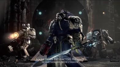 Space Hulk Deathwing - Enhanced Edition - Релизный русский трейлер (озвучка)