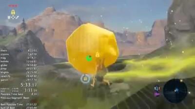 Стазис Линка в The Legend of Zelda: Breath of the Wild. Часть 2