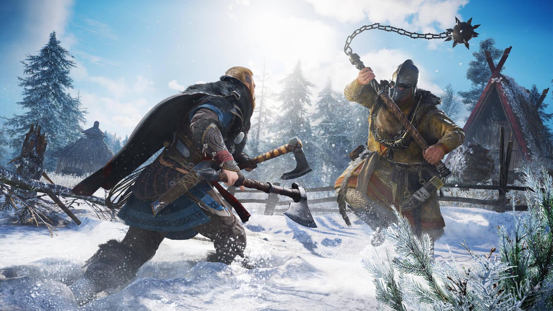 Assassin's Creed: Valhalla будет включать в себя рэп-баттлы викингов