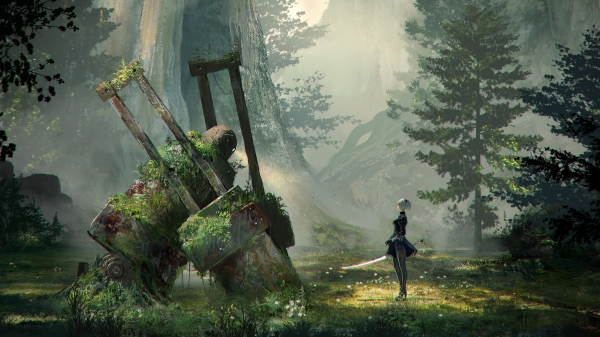Nier Sequel Officially Titled Nier Automata
