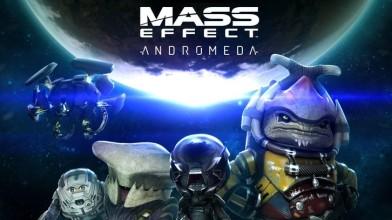 LittleBigPlanet 3 - Бесплатный набор костюмов Mass Effect: Andromeda