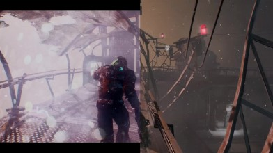 """Dead Space 3 """"ReShade+MasterEffect Cinematic Style v3"""""""