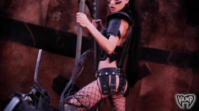 MAD MAX - LeeAnna Vamp ROAD WARRIOR Косплей