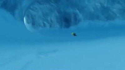 "SSX ""Own the Planet Trailer - Antarctica"""