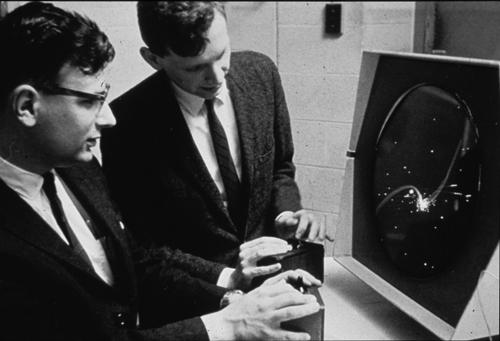 Первые видеоигры. Как это было