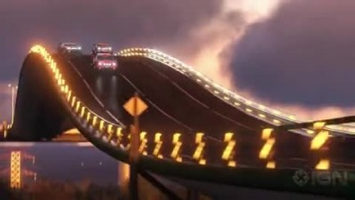 "Trackmania 2 ""Valley Trailer"""