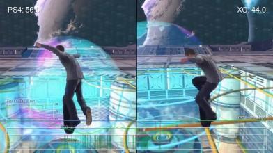 "Tony Hawk's Pro Skater 5 ""Тест частоты кадров PS4 vs Xbox One (DigitalFoundry)"""