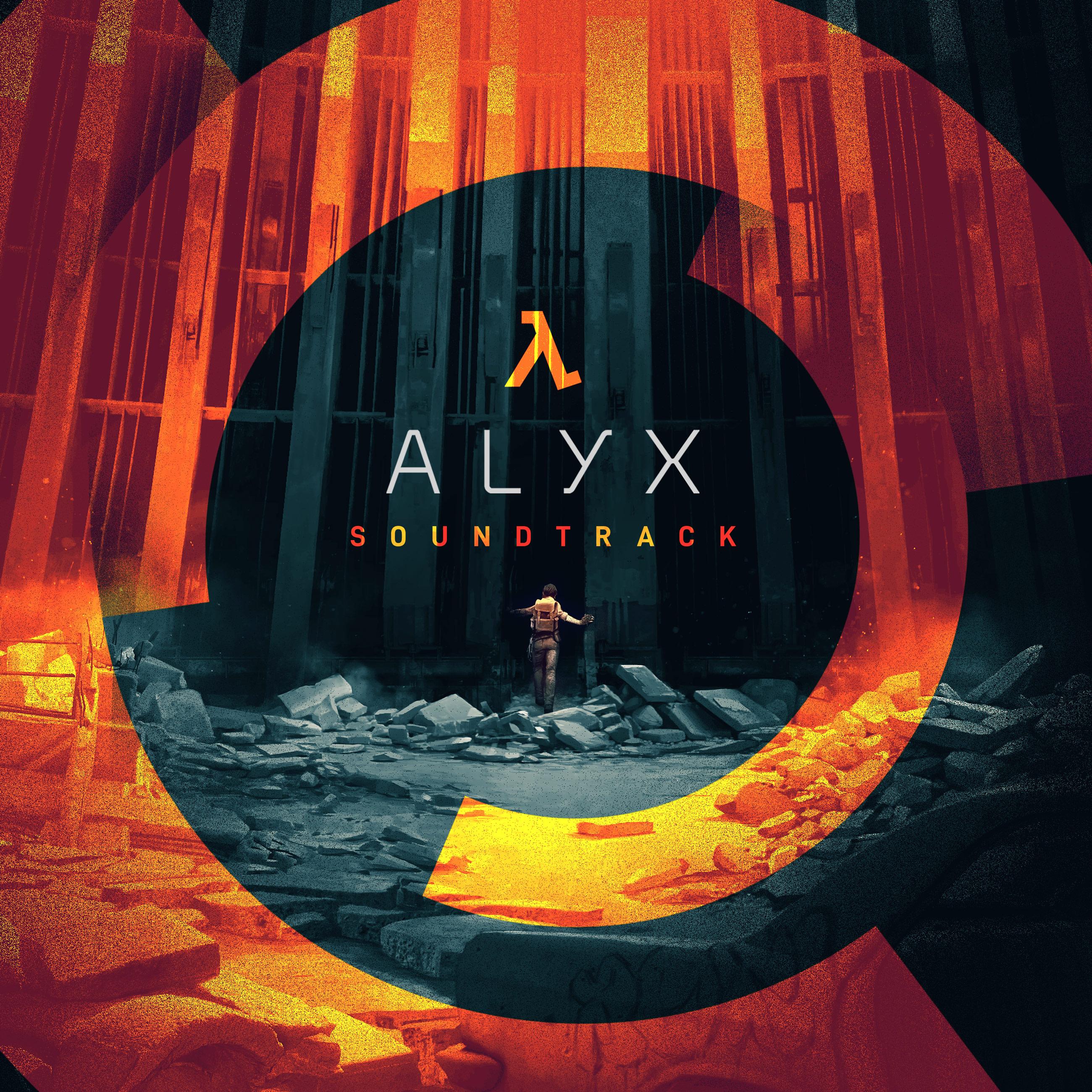 Вышел саундтрек к Half-Life: Alyx