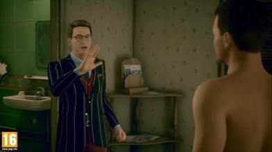 Twin Mirror - Официальный геймплей - Русский трейлер