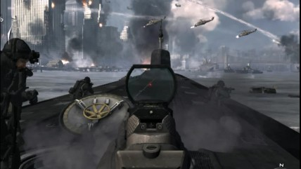 "Call Of Duty.Modern Warfare 0 ""Муз-Клип и прохождение."""