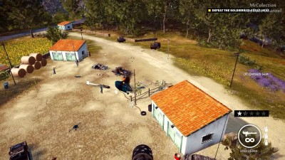 Just Cause 3 на geforce GTS 450
