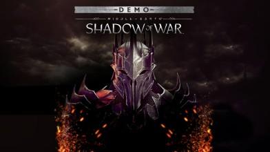 Демо-версияMiddle-earth: Shadow of War уже доступна на PC