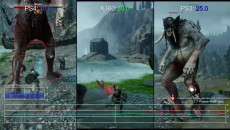 "Dragon Age Inquisition ""Тест частоты кадров PS4 vs Xbox 360 PS3 Frame-Rate Test"""