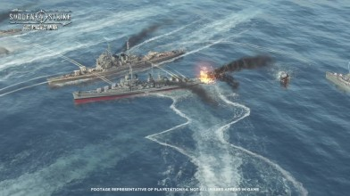 Трейлер дополнения Sudden Strike 4: Pacific War