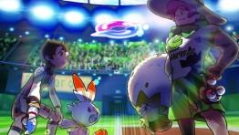 Описание персонажей Pokemon Sword & Shield