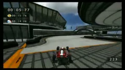 "Trackmania: Build to Race ""Геймплей #1"""
