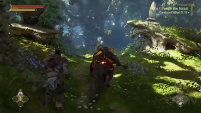 "Fable Legends ""Malice Gameplay"""