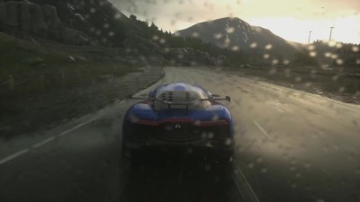 "DRIVECLUB ""New Sprint Tracks for Hurrungane & Trotternish!"""