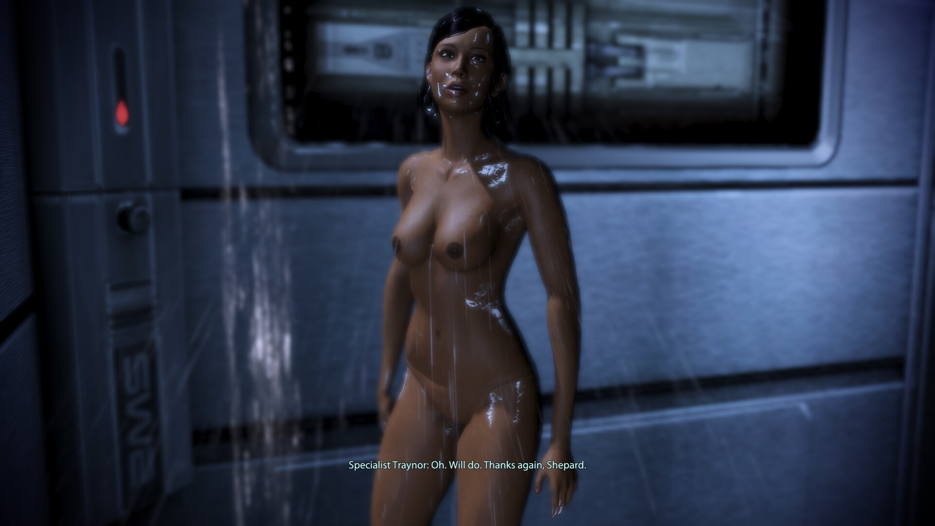 mass effect nude females