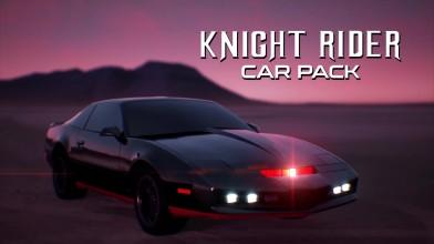 В Rocket League добавят K.I.T.T. из Рыцаря дорог