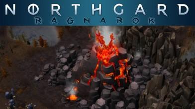 Первое крупное обновление для Northgard - Рагнарок